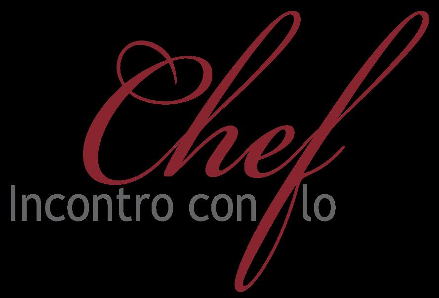 scritta Incontri con gli Chef 2